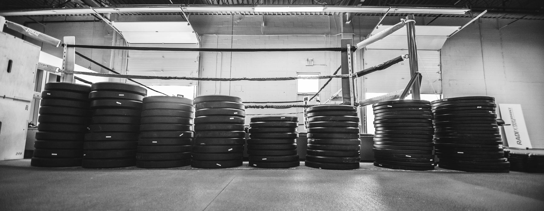 Our Facility - Weight Plates