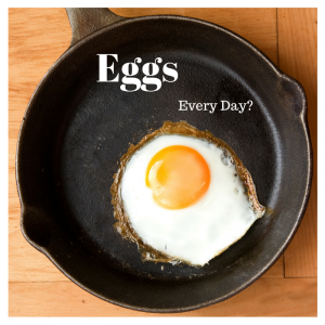 Eggs Got A Bad Rap In The Media A While Back Because Of Fear Of High Cholesterol The Truth Is Poor Health Is An Ac Ulation Of Factors Just Like Eating