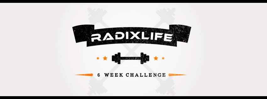 RadixLife 6 Week Challenge